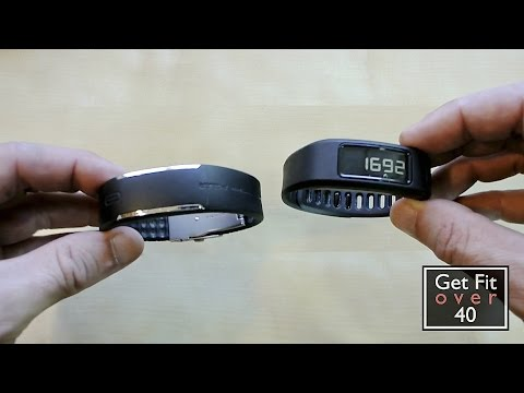 Garmin VivoFit versus Polar Loop with HRM Review
