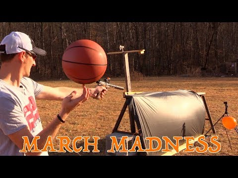 March Madness Trick Shot IV - It's Complicated