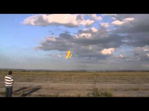 """Аэродром """"Сосновка"""" Пензенская обл. Герман Синявин, 09.06.2013"""