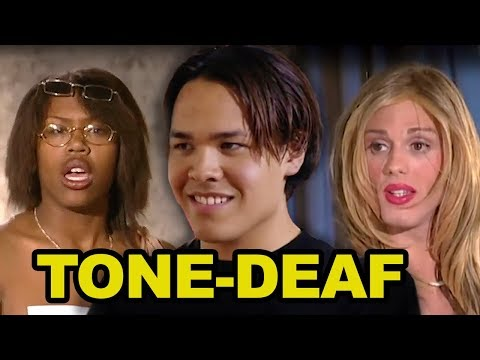 Tone-Deaf American Idol Auditions Turn ANGRY!
