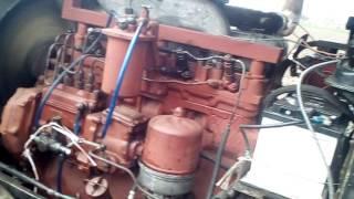 ЮМЗ-6 з двигуном СМД-22 турбо.