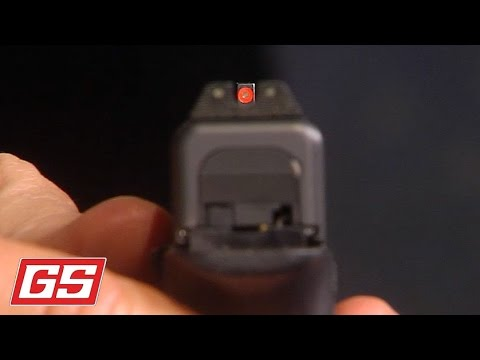 Trijicon HD XR Extended Range Night Sights