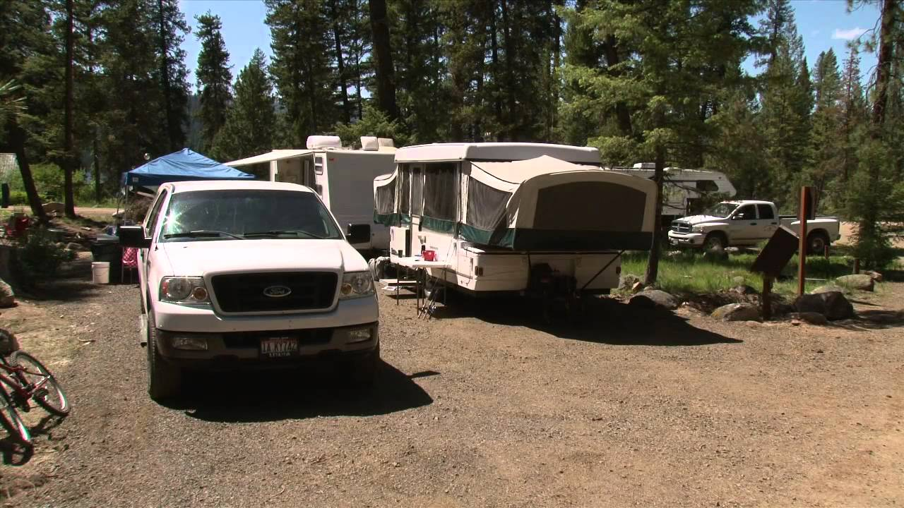 Boise National Forest - Warm Lake Campground - reserve