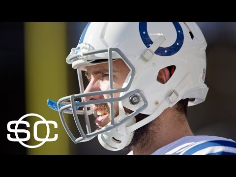 Andrew Luck Out Of Excuses? | SportsCenter | ESPN