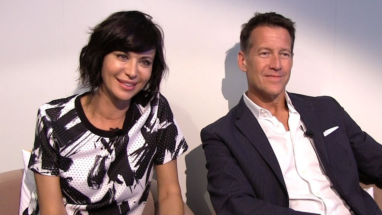 Good Witch's Catherine Bell & James Denton - YouTube
