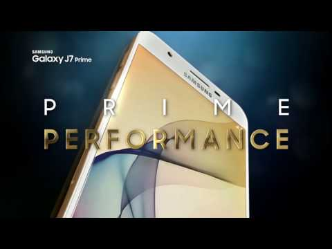 #TimeToPrime with Galaxy J7 Prime-Official Trailer