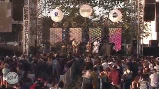 """Imarhan performing """"Touchal"""" at Sound In Focus"""