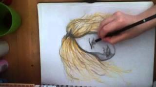Tanith Low speed drawing