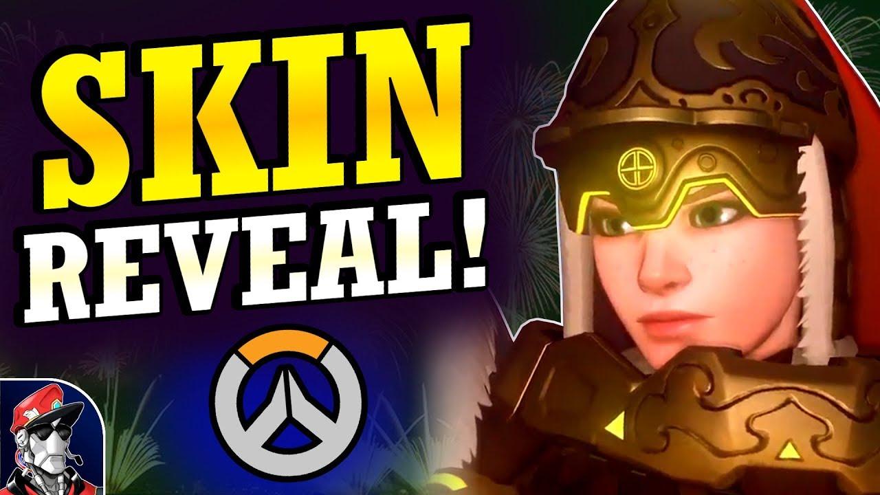 New General Brigitte Skin Brigitte Epic Skin Overwatch 2019