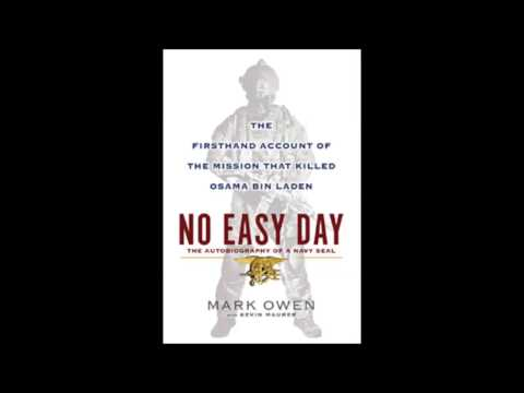 Reading of - No Easy Day Chapter 1