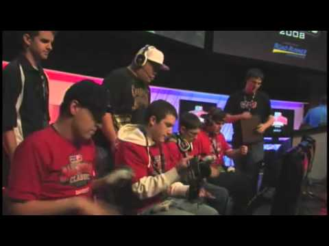 2008 MLG Las Vegas - All Star Classic: Rainbow Six Vegas 2 - Intro