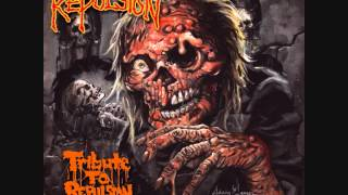 Afgrund - Splattered Cadavers (Repulsion Cover)