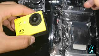 Phankey Digital Sports Action Camera Full HD 1080p (Review)