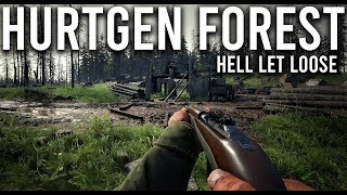 The Battle of Hurtgen Forest - Hell Let Loose