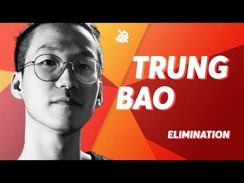 TRUNG BAO  |  Grand Beatbox SHOWCASE Battle 2018  |  Elimination