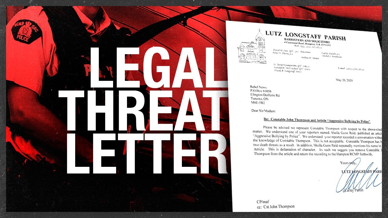 COVID cop sends lawyer's letter: Take that off the Internet! | #FightTheFines Case #10
