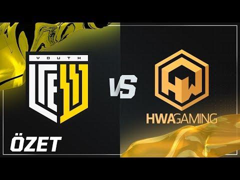 YouthCREW ( YC ) vs HWA Gaming ( HWA ) Maç Özeti | 2018 Kış Mevsimi 1. Hafta