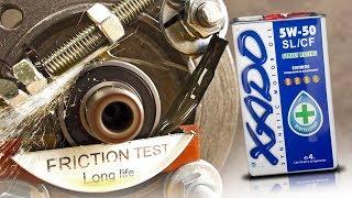 Xado Street Racing 5W50 Jak skutecznie olej chroni silnik?