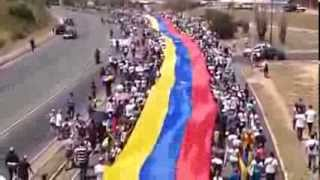 Bandera de Venezuela de 180 metros en Guayana