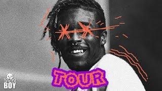 "Lil uzi vert (xo tour life) type beat 2017 - ""tour"" (tokyo boy beats)"
