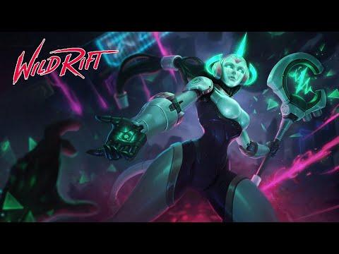 Program SORAKA Skin Gameplay - LoL Wild Rift