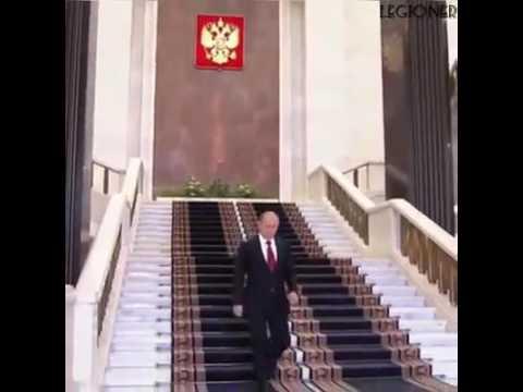 Vladimir Putin Vs Donald Trump VIP Protocol