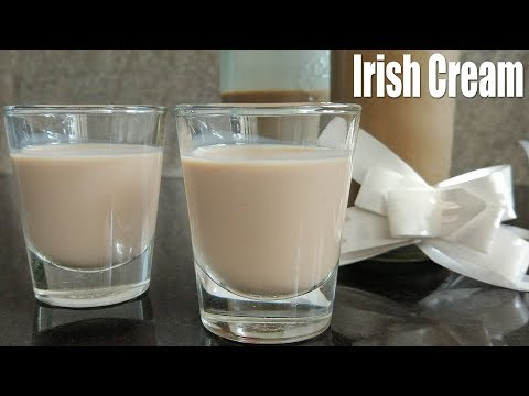 Christmas & New Year Party Special Recipe, Homemade Irish Cream Cocktail, Party Drink Recipe Hindi