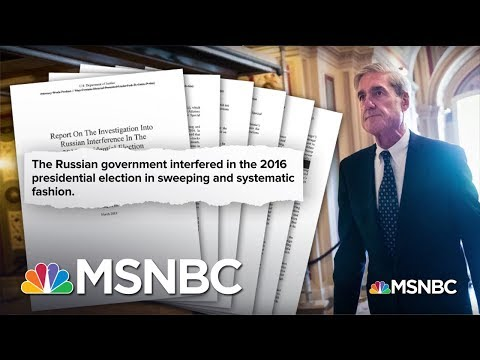 Trump & Putin Doing 'An End Zone Dance' Over Mueller Investigation Findings | MSNBC
