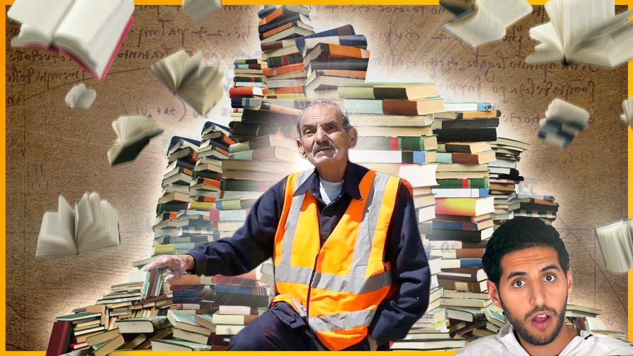 The Garbage Man for Books