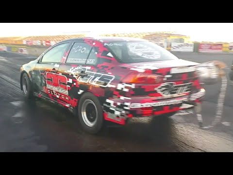 8.85 @ 172mph Worlds Fastest & Quickest Mitsubishi Evolution X English Racing