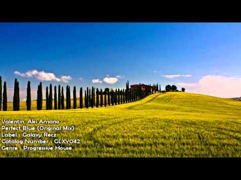 Valentin, Aki Amano - Perfect Blue (Original Mix)...