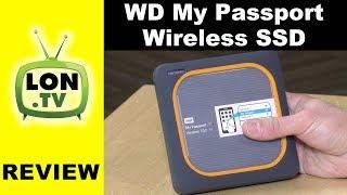 WD My Passport Wireless SSD Review - Portable Network Storage with Plex Server