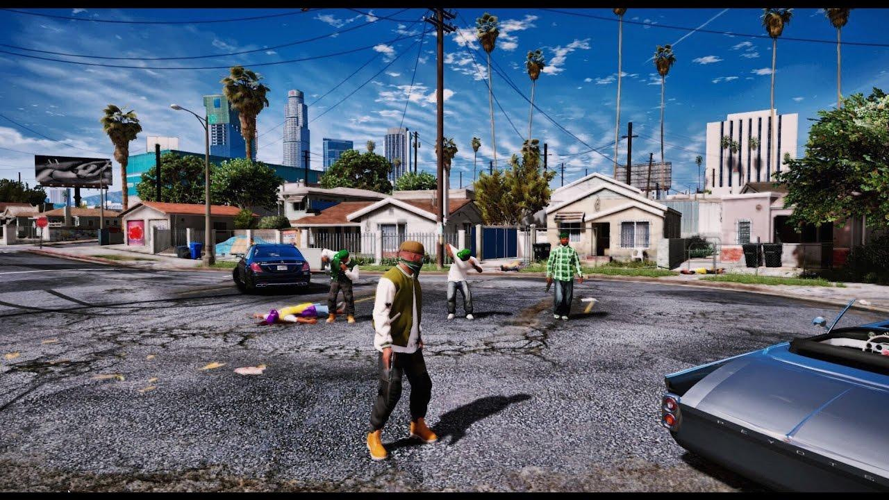 Top Grand Theft Auto 5 Mods - KeenGamer
