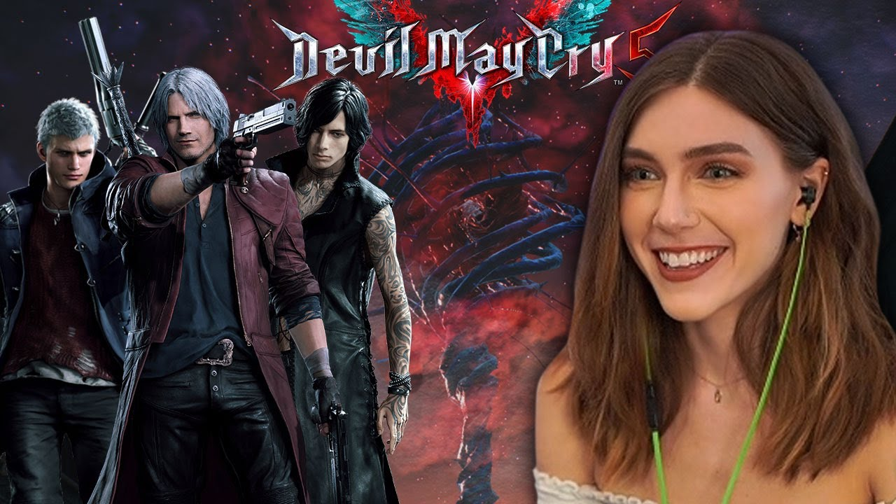 Download I Love This Game Already | Devil May Cry 5 Pt. 1 | Marz