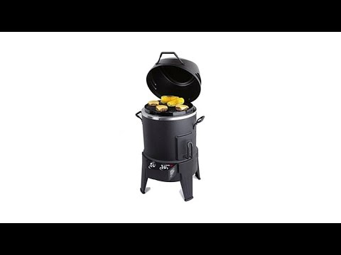 CharBroil Big Easy TRUINFRARED 3in1 Roaster, Smoker and ...