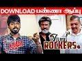 Kaala: Tamil Rockers-ல Download பண்ணா ஆப்பு !   Hacking   Shiva Balaji   MICRO36
