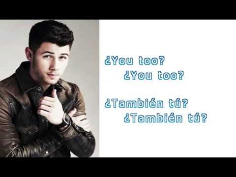 Nick Jonas - Remember i told you  ft. Anne Marie y Mike Posner (Lyrics + sub español)