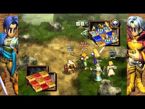 Ogre Battle 64 - Venerable dragon of earth Ahzi - Dahaka by