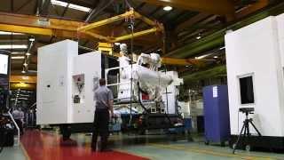 Yamazaki Mazak European Manufacturing Plant