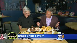 Tony's Table: Brack Shop Tavern