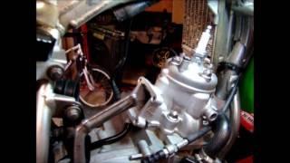 KX65 refaire un moteur 2 temps-Partie 1: désassemblage