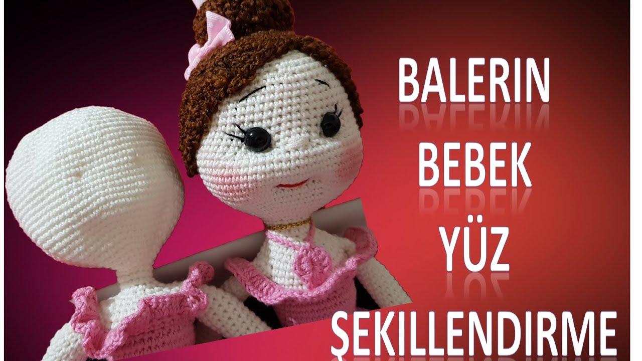 Amigurumi Balerin Bebek Yapılışı- Amigurumi Ballerina Doll Free ... | 720x1280