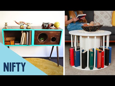 18 DIY Tables