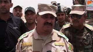بالفيديو.. القوات العراقية تحشد لاستعادة الموصل من