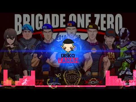 ACHEL SAHENTENDI FT DJ EKA BERTUN - HBD BRIGADE ONE ZERO =PRESSTIGIOUS=  2018