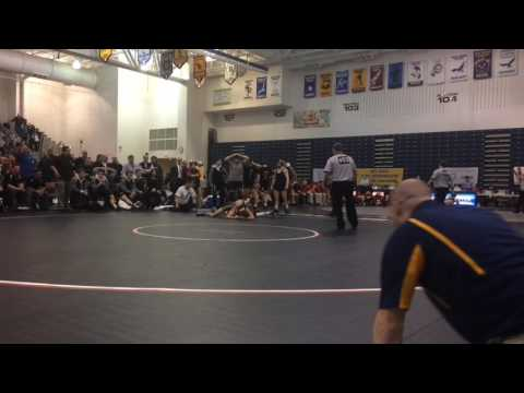 Delaware Valley wrestling's AJ DeRosa clinches NJSIAA Group 2 title