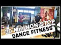 30 mins NON-STOP DANCE FITNESS // Full Body Workout // High On Zumba