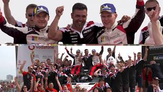 Rally Portugal 2019 - Weekend Highlights