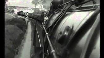 SNCF 231 vo filme La Bete Humaine,1938