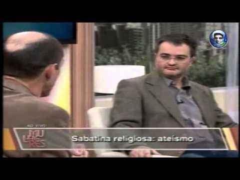 Daniel Sottomaior sabatinado (novamente) por religiosos no mulheres! 29.08.2013